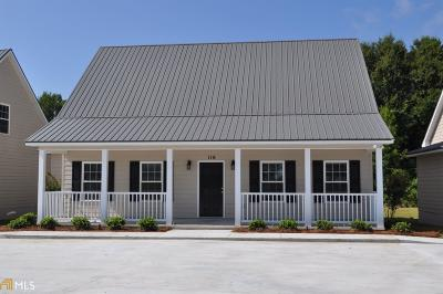 Statesboro Single Family Home For Sale: 601 Yellow Pine Pl #46