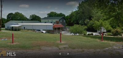 Dawsonville Commercial Under Contract: 6800 Dahlonega Hwy