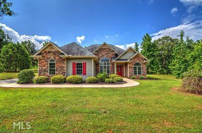 Barnesville Single Family Home For Sale: 114 Red Oak Dr