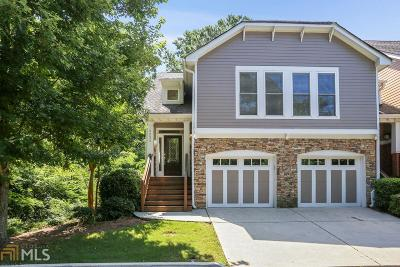 Roswell Condo/Townhouse For Sale: 2225 Constitution Ct
