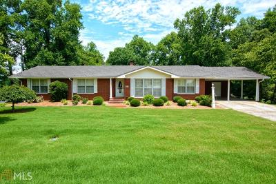 Bowdon Single Family Home Under Contract: 400 Ellenwood Dr