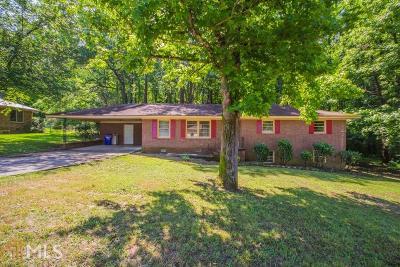 Covington Single Family Home New: 6113 Pinecrest Dr