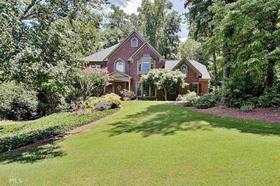 Acworth Single Family Home For Sale: 1318 Hidden Brook Ln