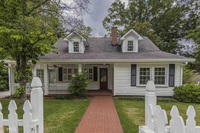Greensboro Single Family Home For Sale: 406 S Main St