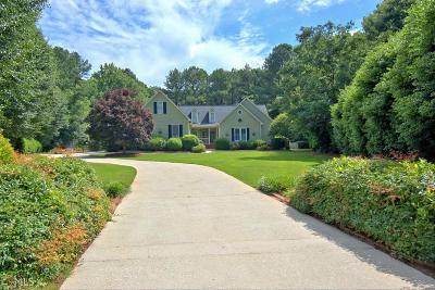Fayetteville Single Family Home For Sale: 155 Hillside Dr
