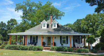 Fayette County Single Family Home Under Contract: 1759 Highway 85 S