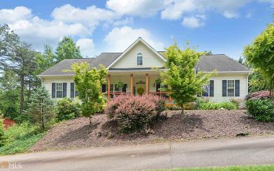 Demorest Single Family Home For Sale: 110 Sweetbriar Dr
