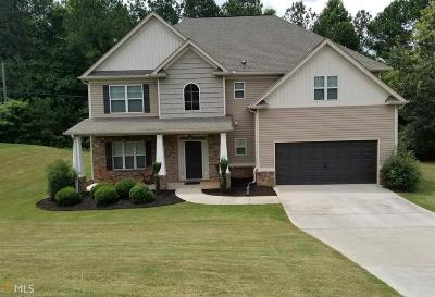 Senoia Single Family Home New: 380 Autumn Crk