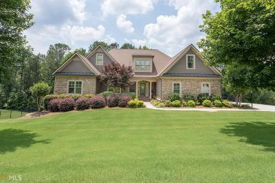 Loganville Single Family Home New: 247 Chandler Walk