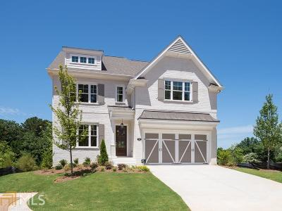 Alpharetta Single Family Home For Sale: 720 Harris Walk Ln