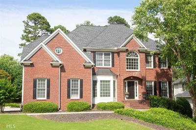 Dacula Single Family Home New: 1711 Winter Jasmine Dr