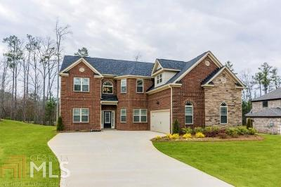 Fayetteville GA Single Family Home Under Contract: $439,780