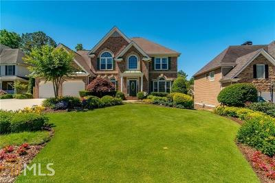 Acworth Single Family Home For Sale: 6009 Addington Dr