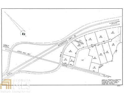 Statesboro Residential Lots & Land For Sale: Highway 67