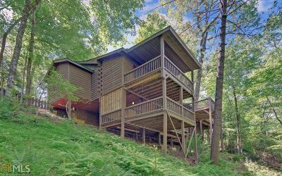 Blue Ridge Single Family Home For Sale: 132 N Cherokee