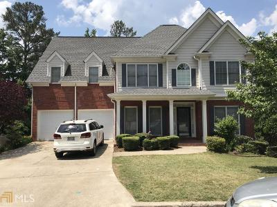 Douglasville Single Family Home Under Contract: 1200 Brentwood Ct