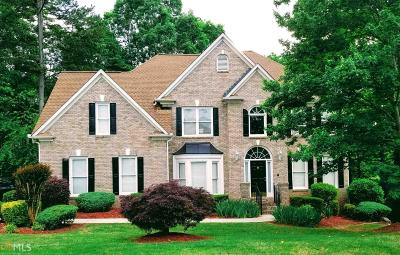 Stone Mountain Single Family Home For Sale: 7322 Meadow Point Dr