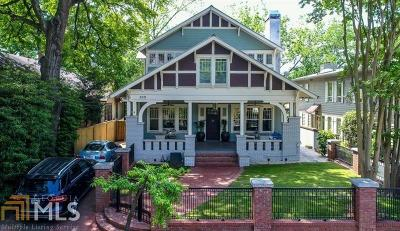 Midtown Single Family Home Under Contract: 349 9th St