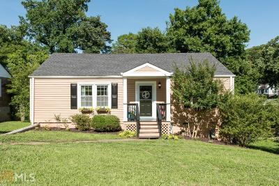 Fulton County Single Family Home For Sale: 2544 Jewel St