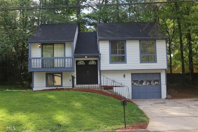 Dekalb County Single Family Home For Sale: 4815 White Oak Trl