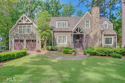 Brookhaven Single Family Home For Sale: 4164 Club Dr