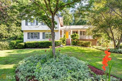 Single Family Home For Sale: 250 Pinebrook Way