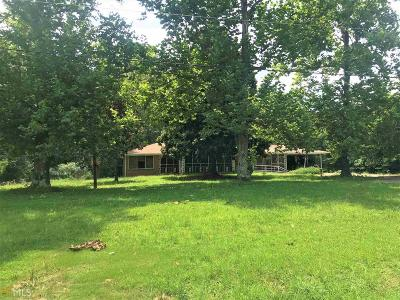 Henry County Single Family Home New: 3717 W Highway 81