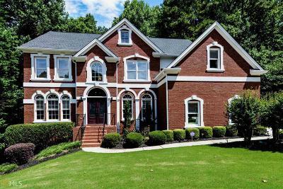 Alpharetta Single Family Home For Sale: 1445 Tamarack Way