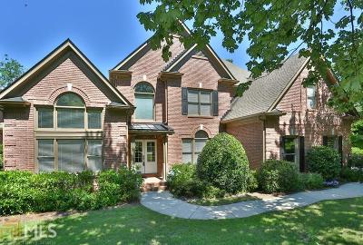 Johns Creek Single Family Home Under Contract: 9560 Stoney Ridge Ln