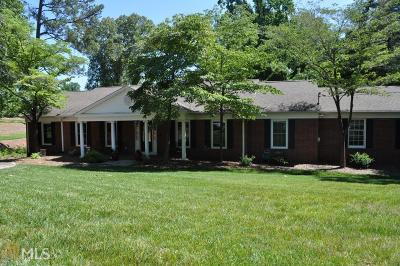 Gainesville Single Family Home For Sale: 697 Piedmont Rd