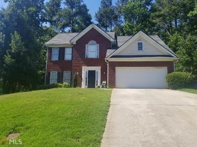 Snellville Single Family Home For Sale: 2709 English Saddle Ct