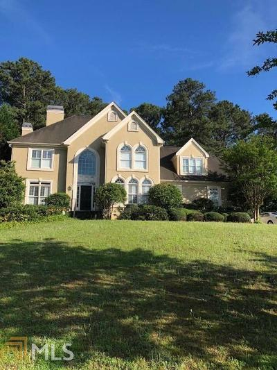 Lilburn Single Family Home For Sale: 266 SW Nimblewill Way