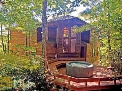 Clarkesville Single Family Home For Sale: 380 Whispering Dale