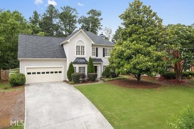 Johns Creek Single Family Home Under Contract: 5010 Byers Rd
