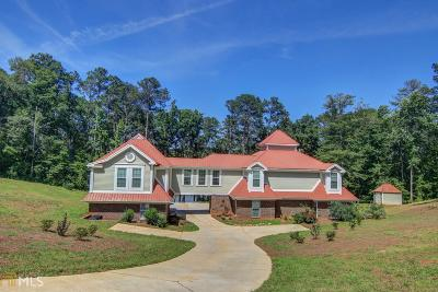 Newton County Single Family Home For Sale: 469 Parker Rd