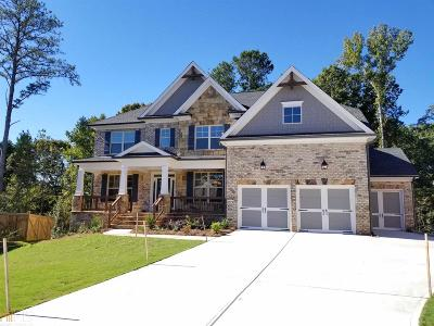 Snellville Single Family Home Under Contract: 1576 Mallory Rae Dr #/3