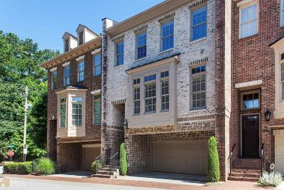 Decatur Condo/Townhouse New: 6 Candler Grove Ct