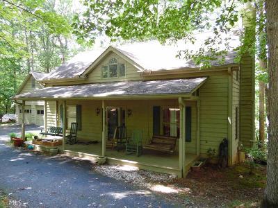 Sautee Nacoochee Single Family Home For Sale: 930 Woodland