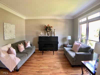 Acworth Single Family Home For Sale: 1411 Benbrooke Ridge