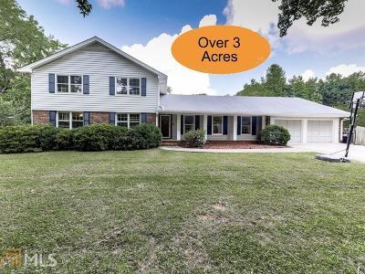 Acworth Single Family Home For Sale: 1421 Ridgeway Dr