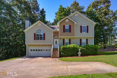 Ball Ground Single Family Home For Sale: 464 Habesham Way