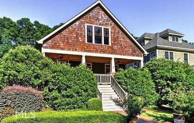 Smyrna Single Family Home For Sale: 2972 Anderson Cir