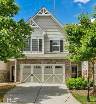 Cumming Condo/Townhouse For Sale: 2894 Cross Creek Dr