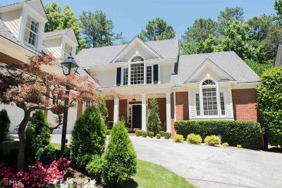 Single Family Home For Sale: 2815 Gleneagles Pt