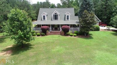Milledgeville, Sparta, Eatonton Single Family Home For Sale: 340 Sparta Hwy