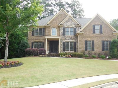 Dacula Single Family Home New: 3620 Glenaireview