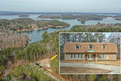 Buford Single Family Home For Sale: 6370 Old Shadburn Ferry Rd