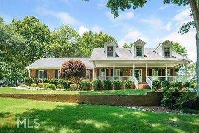 Loganville Single Family Home For Sale: 3095 Briscoe Rd