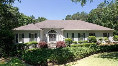 Clarkesville Single Family Home For Sale: 705 Plum Ln