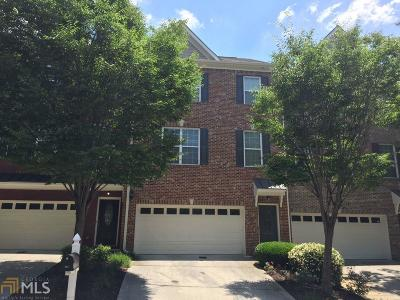 Marietta Rental For Rent: 2852 Brandl Cove Ct #6